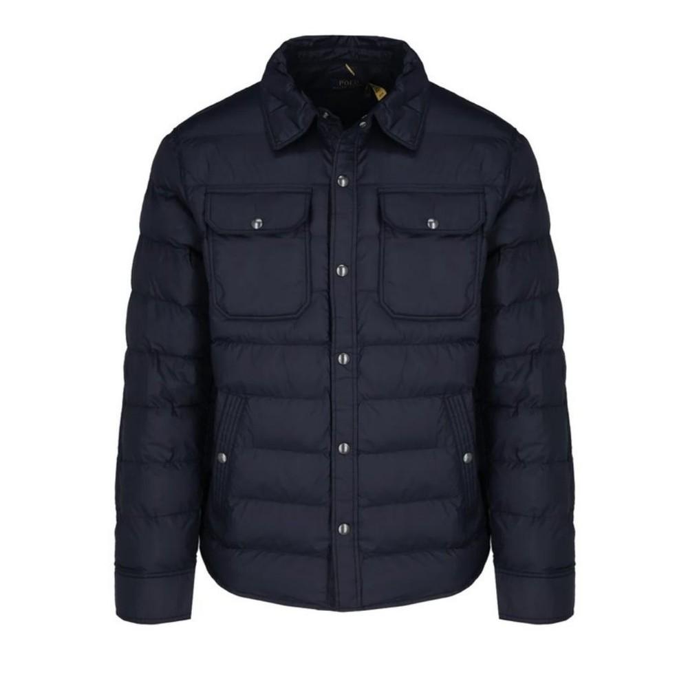 Ralph Lauren Menswear Terra CPO Jacket Navy