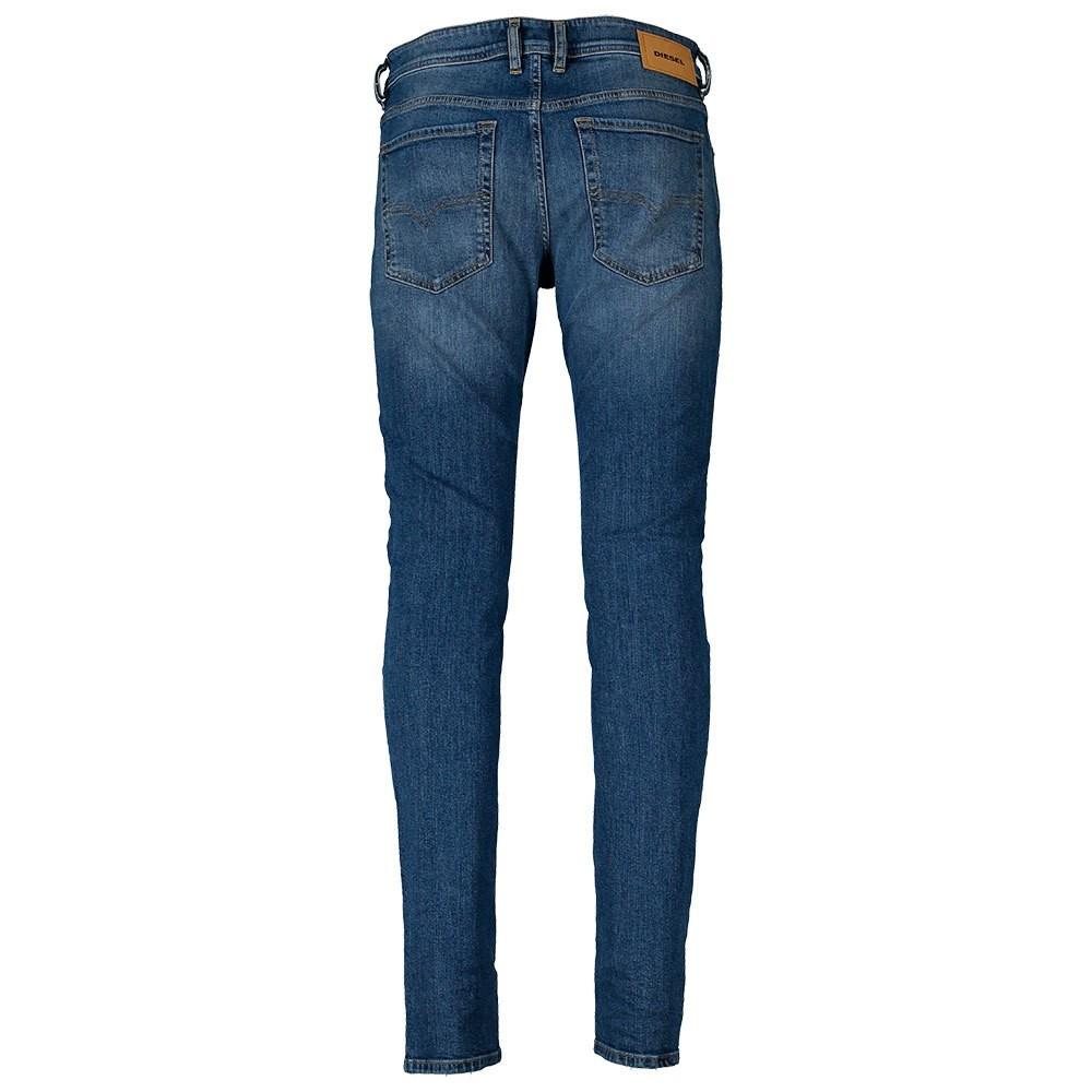 Diesel Sleenker-X L.32 Jeans Light Denim