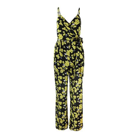Michael Kors Flower Jumpsuit
