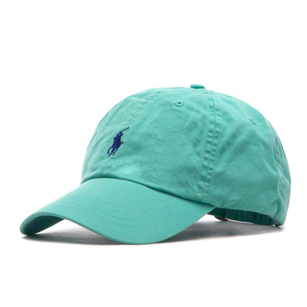Ralph Lauren Menswear Baseball Cap Mint