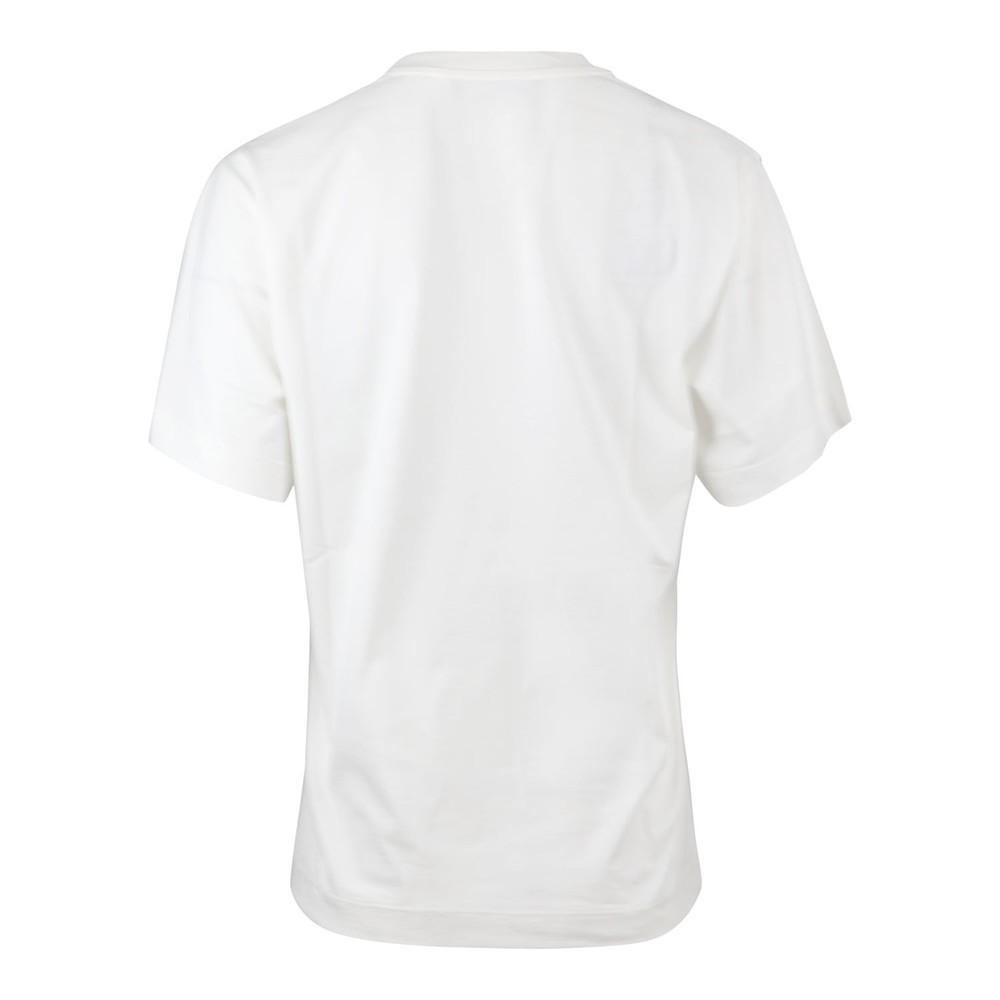 Moschino Boutique Botanic T-Shirt White
