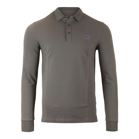Hugo Boss Passerby Long Sleeve Polo