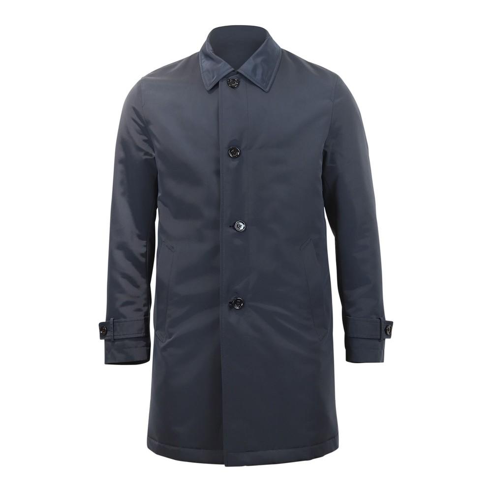 Hugo Boss Dain4 Coat Dark Blue