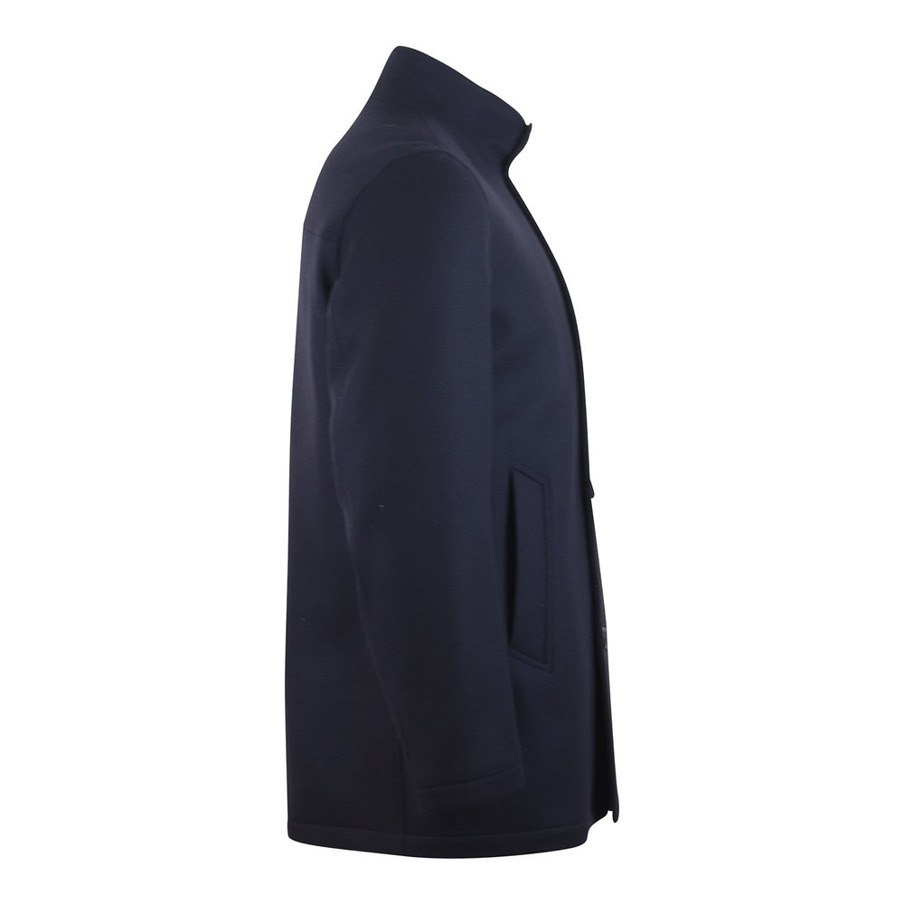Hugo Boss Nadim4 Coat Dark Blue
