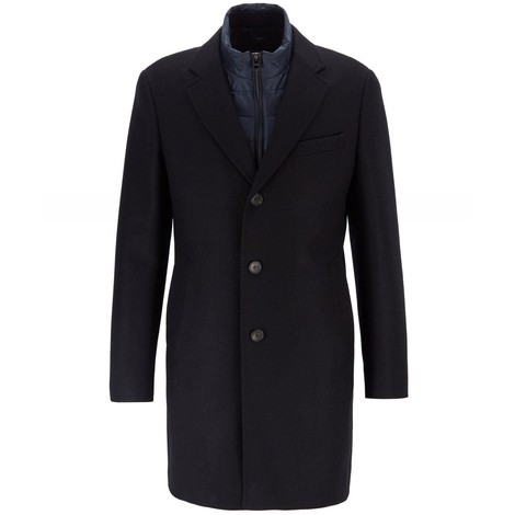 Hugo Boss Black Label Nadim4 Coat