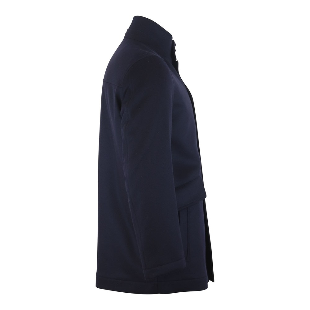 Hugo Boss Coxtan9 Coat Dark Blue