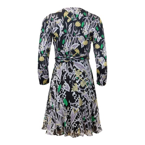 DVF Irina Bali Flower Dress