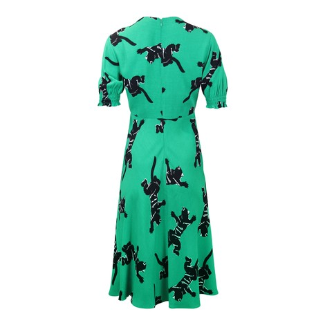 DVF Jemma Dress - Climbing Jag
