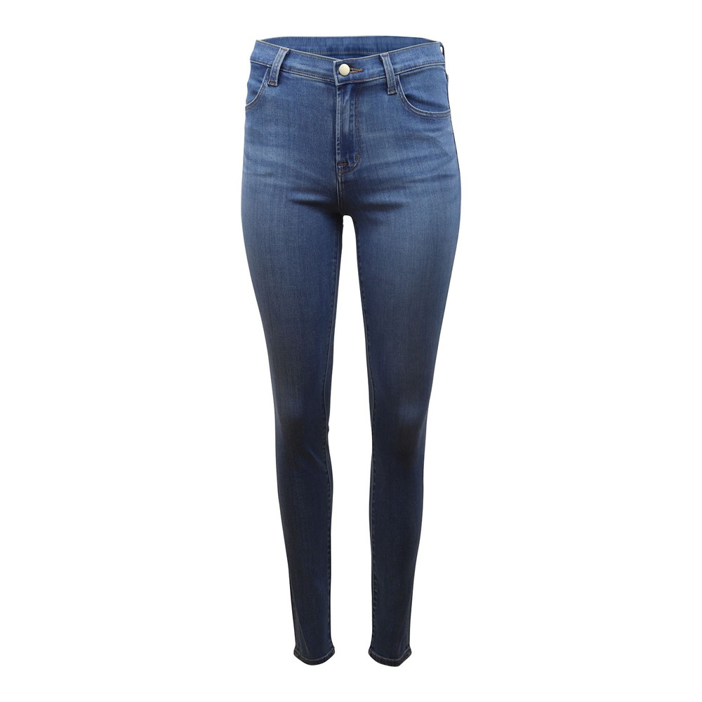 J Brand Maria High Rise Skinny Earthen Jeans Denim