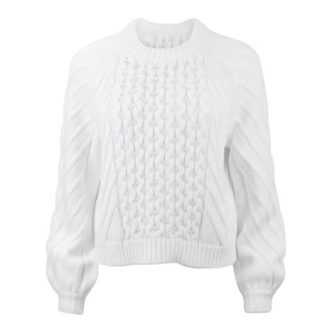 J Brand Zuri Fisherman Sweater