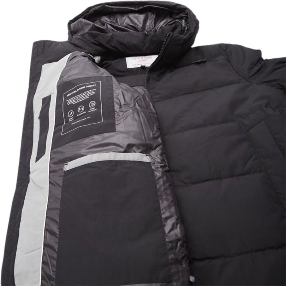 GANT The Alta Down Jacket Black