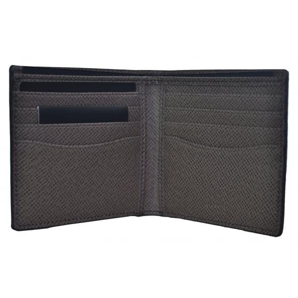 Hugo Boss Signature_8 cc Wallet Brown