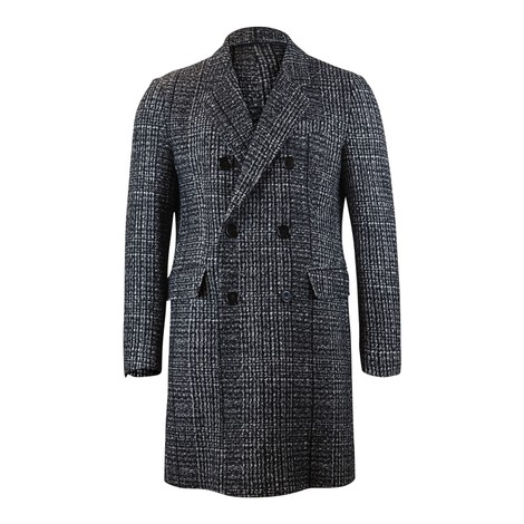Hugo Boss Darvin 4 - Monochrome Coat