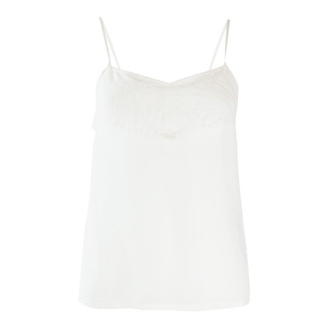 Marella Lace Trim Camisole Top