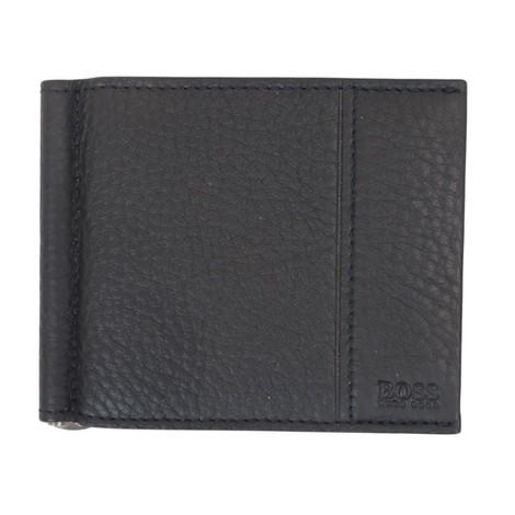Hugo Boss Traveller_6 cc Clip Wallet