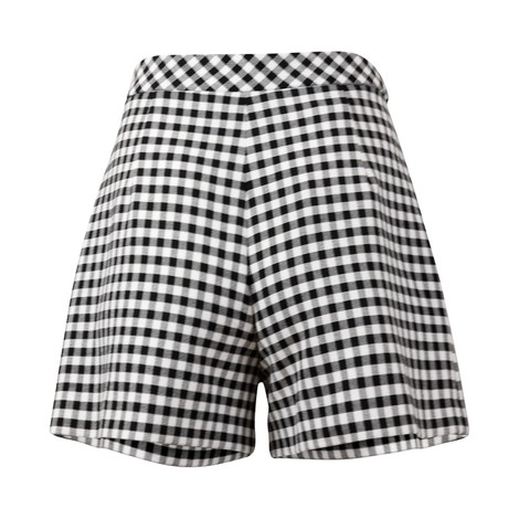 Moschino Boutique Gingham Shorts