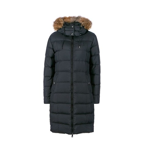 Ralph Lauren Womenswear Down Fill Coat