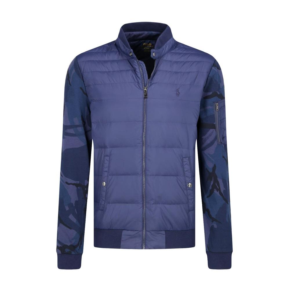 Ralph Lauren Menswear FZ Gunner Jacket Navy