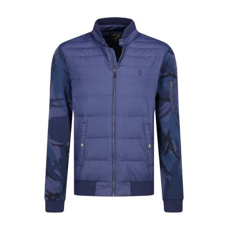 Ralph Lauren Menswear FZ Gunner Jacket