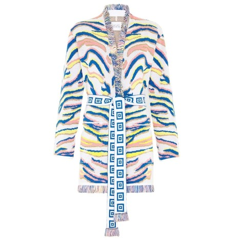 Hayley Menzies  Shimmering Tiger Cardigan