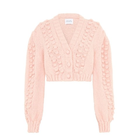 Hayley Menzies Gloria Crop Cardigan