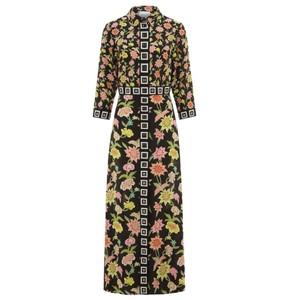 Hayley Menzies  Dream In Colour Maxi Shirt Dress