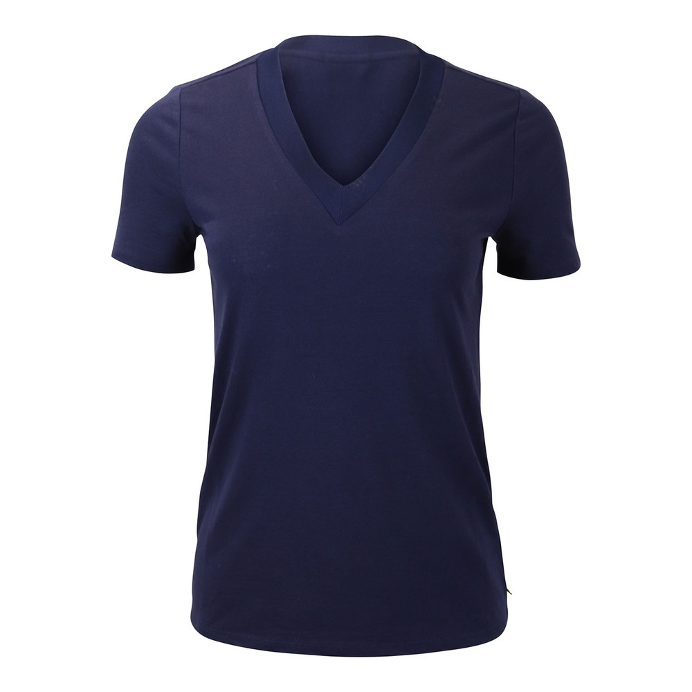 Scotch & Soda V-Neck T-Shirt Navy