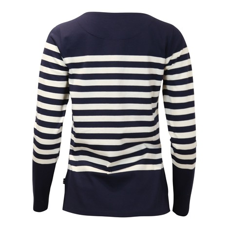 Scotch & Soda Long Sleeve Breton Top