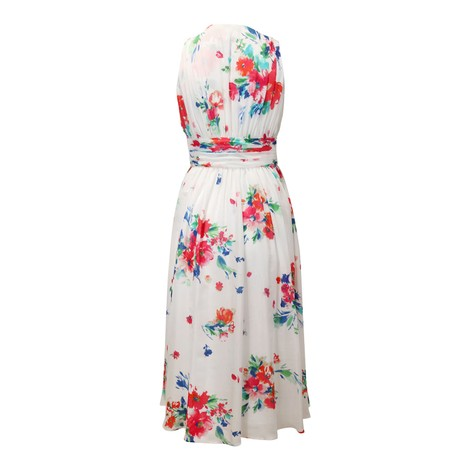 Moschino Boutique Floral Dress