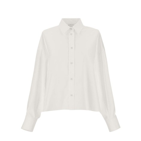 Sportmax Afide Cotton Blouse