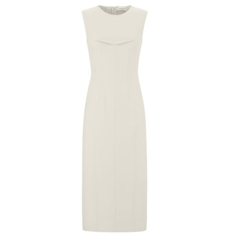 Sportmax Razza Sleeveless Snail Dress