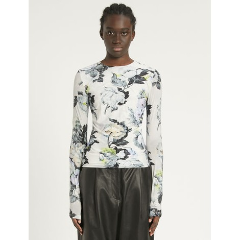 Sportmax Tedesco Long Sleeve Top