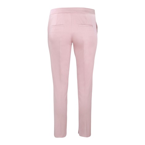 Marella Pink Grossgrain Trouser