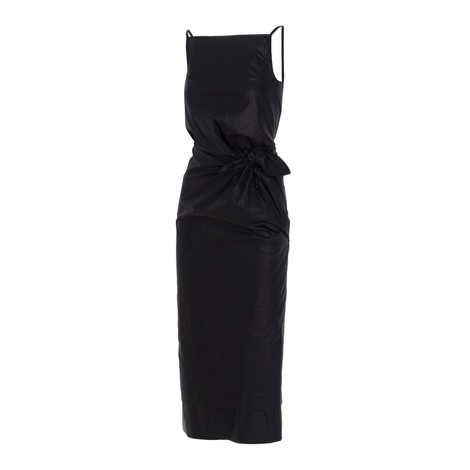 Sportmax Napoli Cotton Fitted Dress