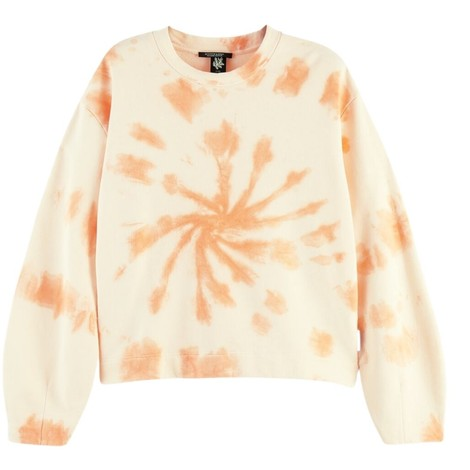 Scotch & Soda Tie Dye Sweatshirt