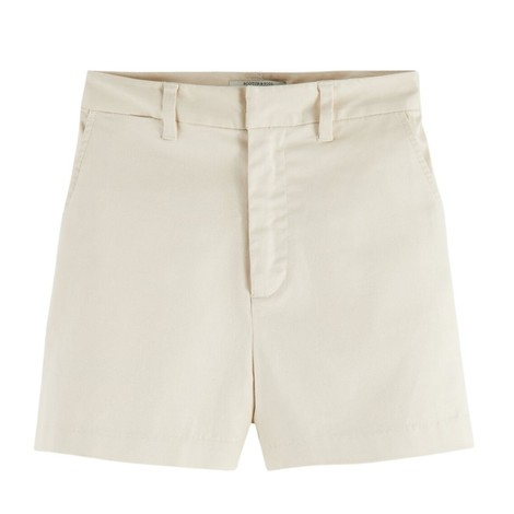 Scotch & Soda Abott Organic Cotton Chino Shorts