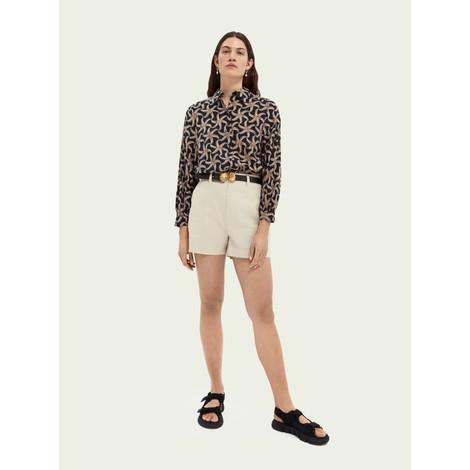 Scotch & Soda Abott Organic Cotton Chino Shorts