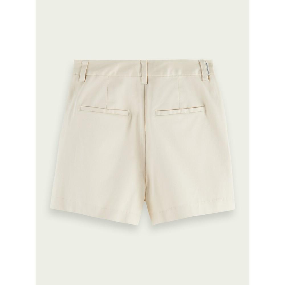 Scotch & Soda Abott Organic Cotton Chino Shorts Sand