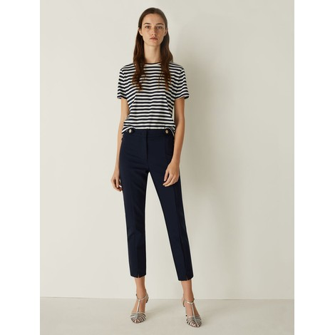 Marella Barni Cotton Trousers