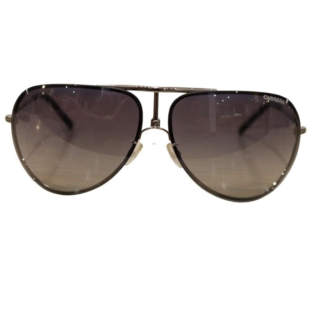 Carrera Palladium Aviator Sunglasses Silver