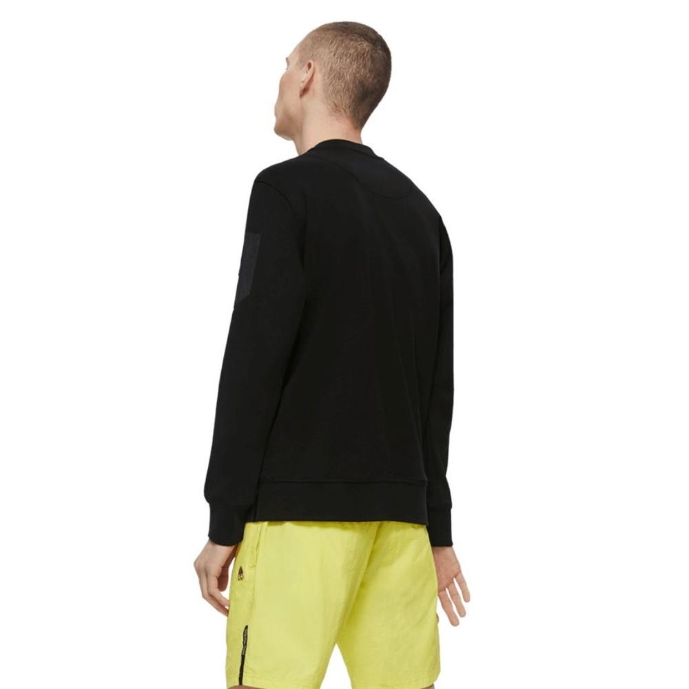 Moose Knuckles Transit Sweatshirt Black