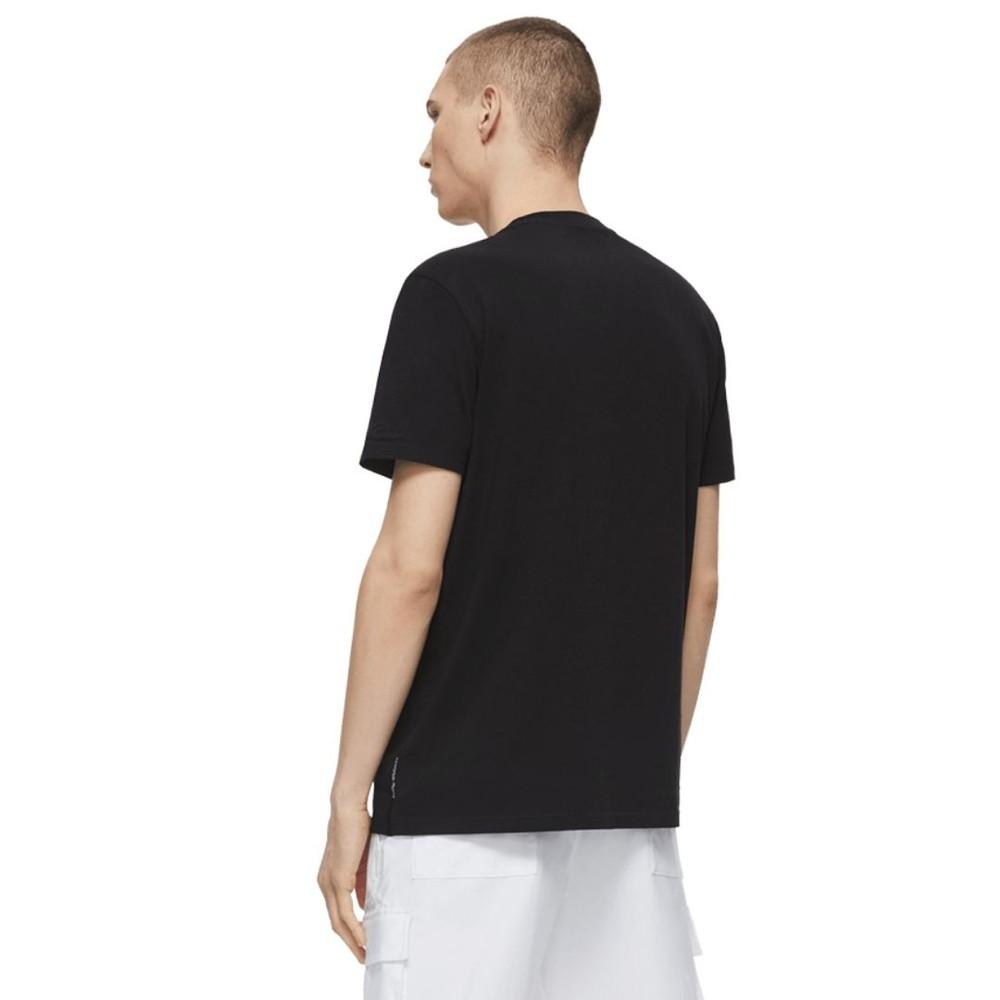 Moose Knuckles Classic Logo T-Shirt Black
