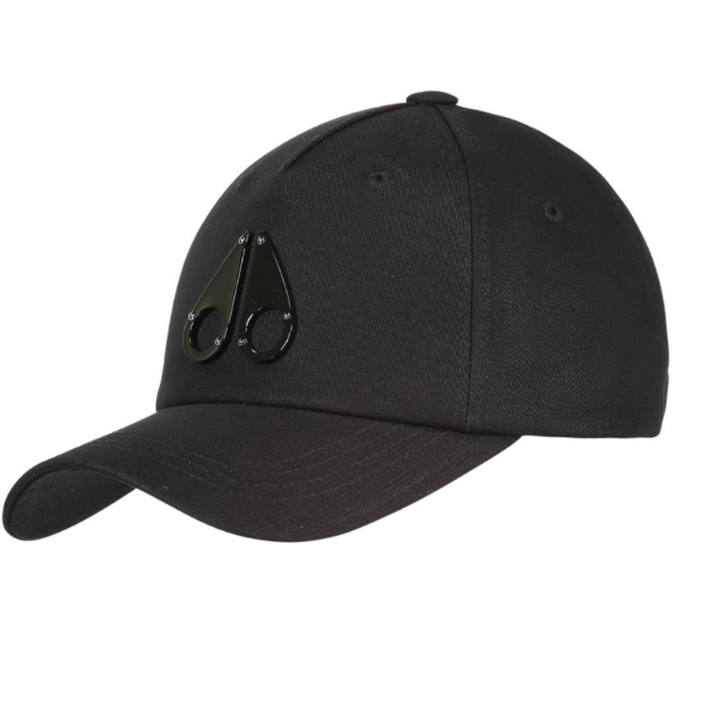 Moose Knuckles Space Age Cap Black