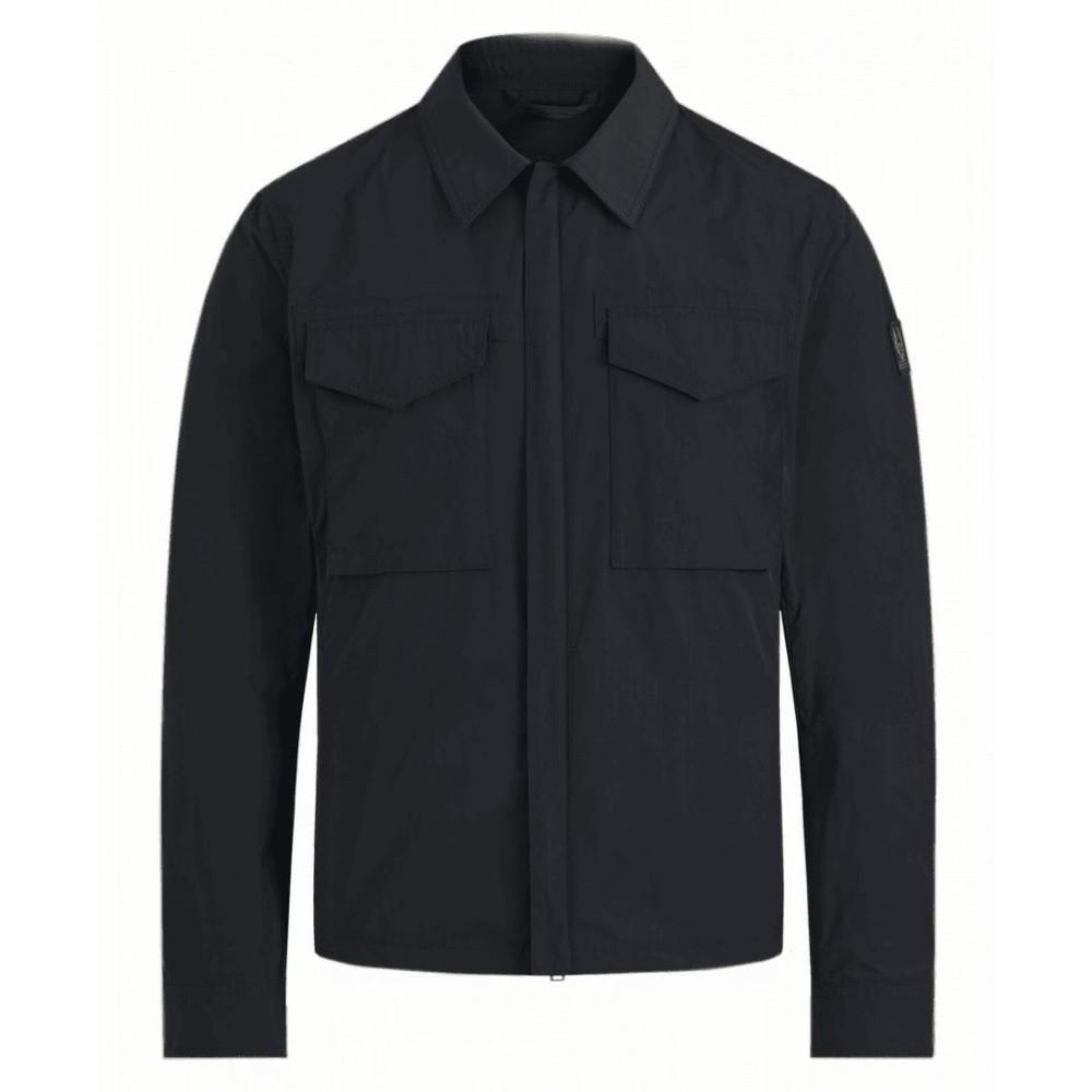 Belstaff Command Shirt Dark Blue