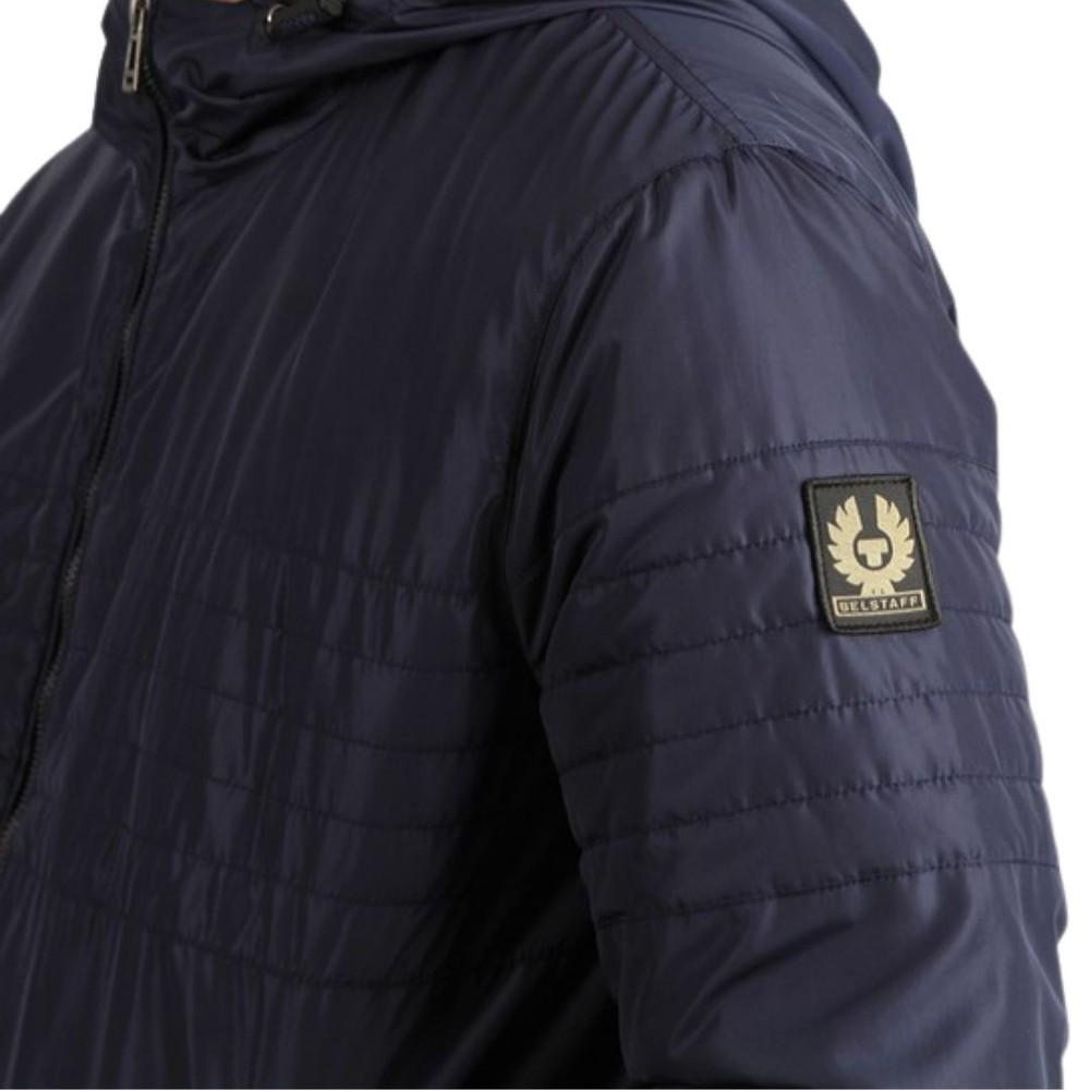 Belstaff Roam Windbreaker Jacket Dark Navy