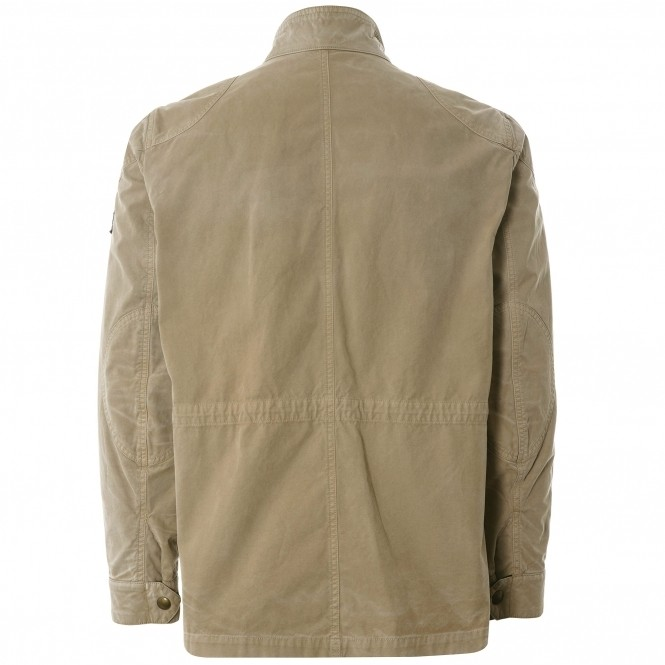 Belstaff Vintage Dye Fieldmaster Jacket Beige