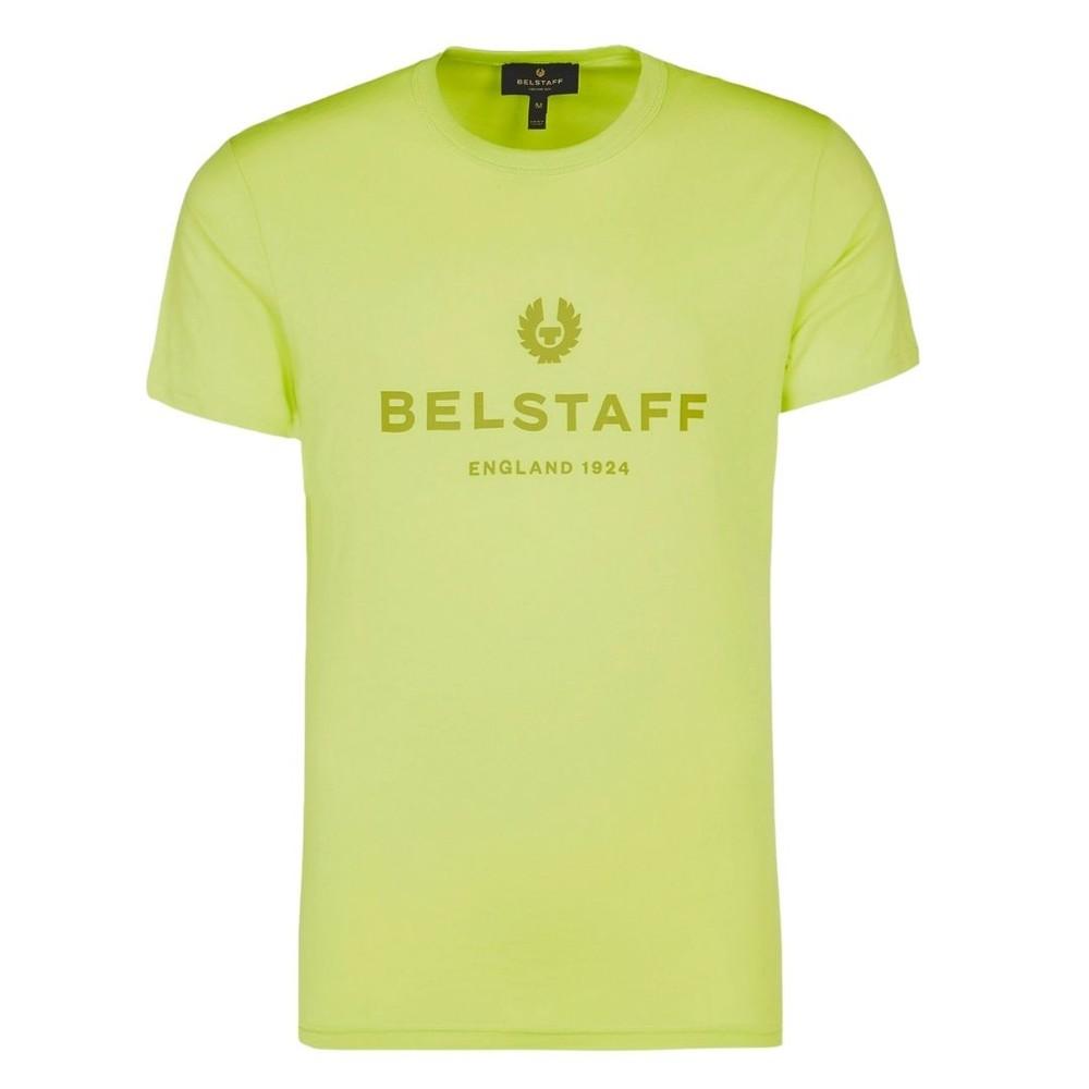 Belstaff 1924 T-Shirt Lime