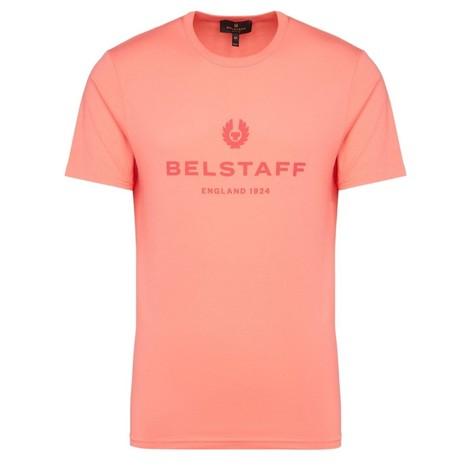 Belstaff Belstaff 1924 T-Shirt in Coral