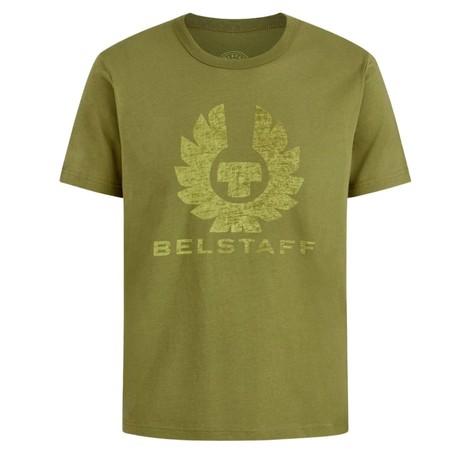Belstaff Coteland 2.0 T-Shirt in Olive