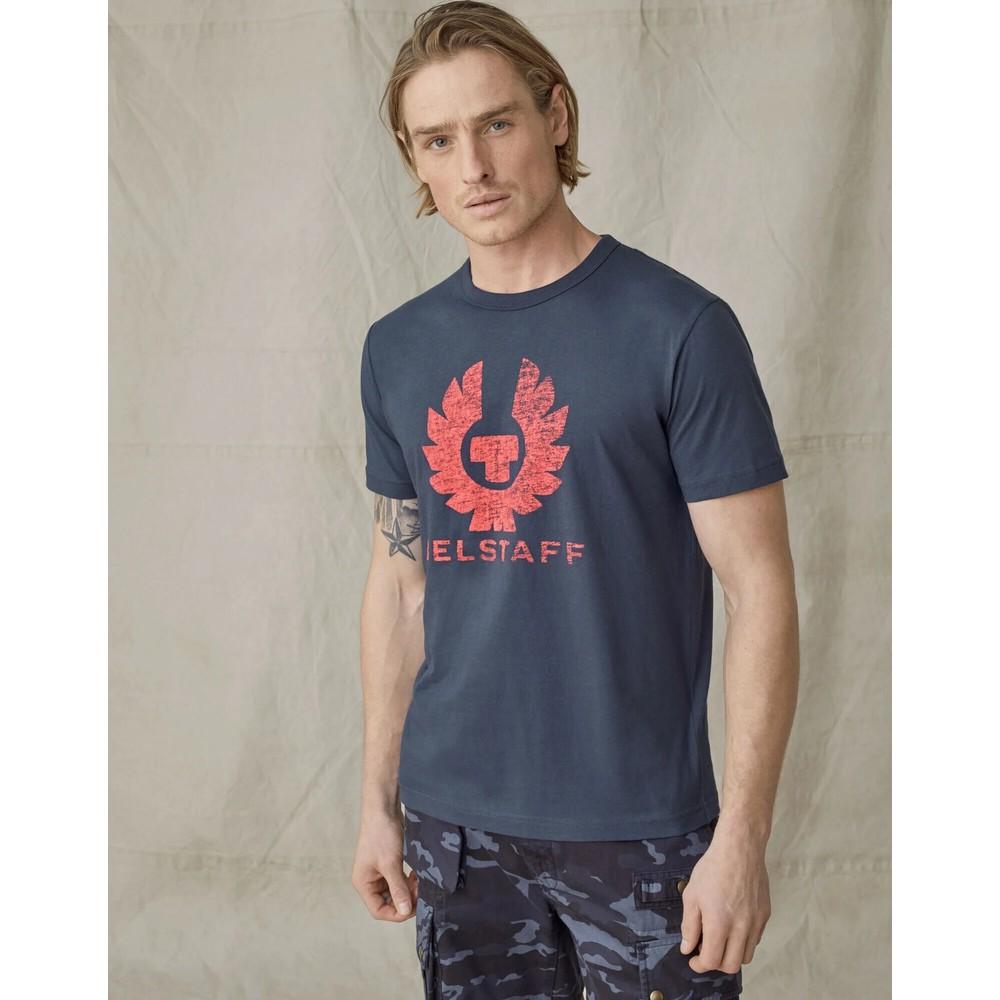 Belstaff Coteland 2.0 T-Shirt Dark Indigo